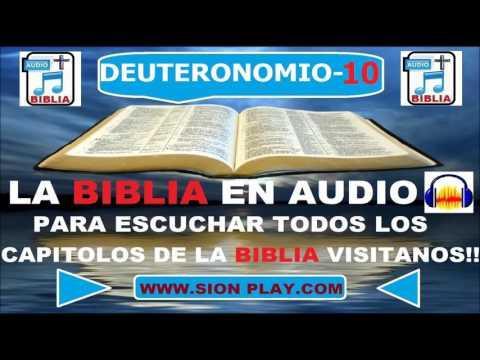La Biblia Audio (Deuteronomio 10)