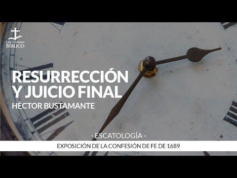 Héctor Bustamante - Resurrección y juicio final