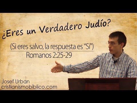 Josef Urban - ¿Eres Un Verdadero Judío? (Si Eres Salvo, La Respuesta Es