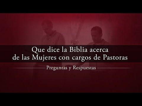 Tim Conway - Que Dice La Biblia Acerca De Las Mujeres Con Cargos De Pastoras