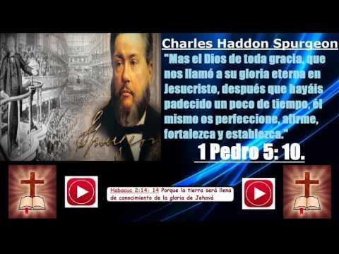 Una Bendicion De Ano Nuevo  -(Charles Haddon Spurgeon)  En Español