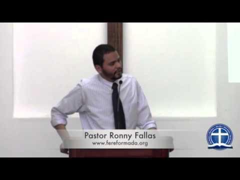 Historia De La Iglesia-Parte XVI. Pastor Ronny Fallas