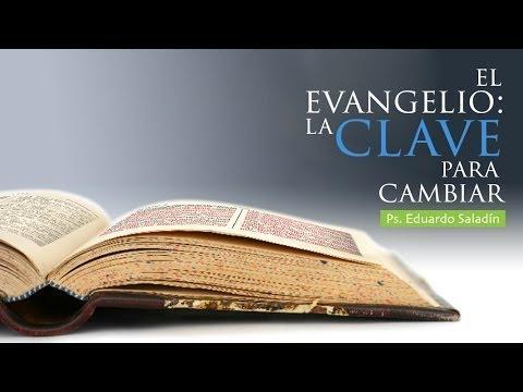 """""""Tu puedes Cambiar"""" Clase -1, Ps. Eduardo Saladin - Escuela Dominical"""