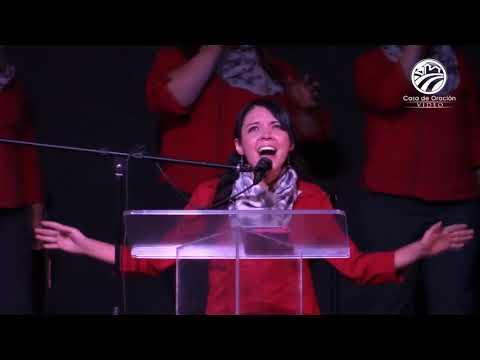 Berenice Ponce - 5 de abril de 2018 - Alabanza y adoración