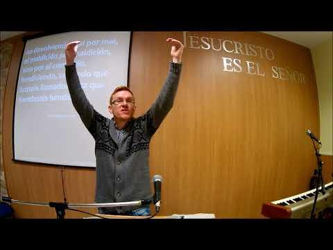 Will Graham - Maldición y Bendición (1 de Pedro 3:9)