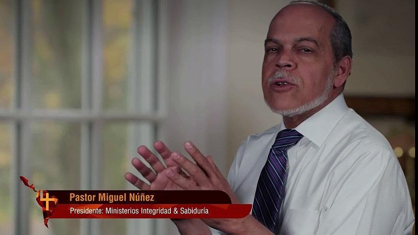 Miguel Núñez  -Bautismo del Espíritu Santo no implica necesariamente recibir EL don de lenguas