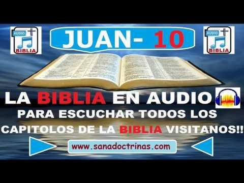 Biblia En Audio - Evangelio Según - JUAN Capitulo 10