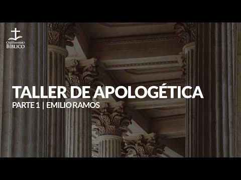 Emilio Ramos - Taller de apologética (Parte 1) - 2 Timoteo 2:24-26