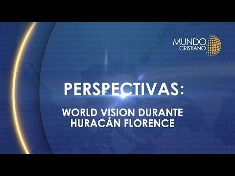 Noticias Cristianas  - ¿Qué labores realizó la organización World Vision durante el huracán Florence