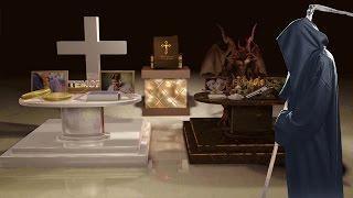 """Impactante - """"La Mesa de Dios"""" y la """"Mesa de los demonios"""""""