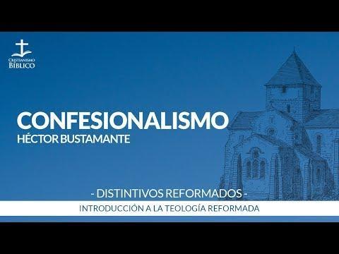 Héctor Bustamante - Confesionalismo