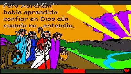 Historias Bíblicas Para Niños - Dios Prueba el Amor de Abraham