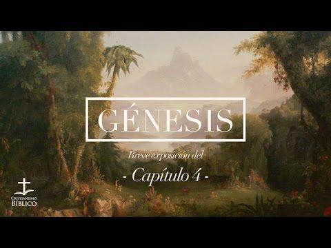 Héctor Bustamante - Breve exposición de Génesis 4