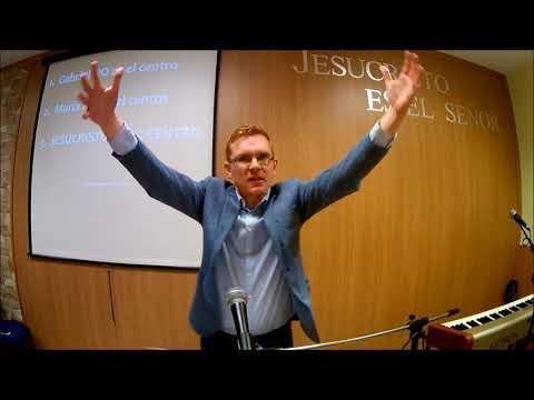 Will Graham - Jesucristo es el centro (Lucas 1:26-35)