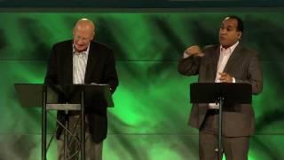 """""""Sirviendo con una Perspectiva Divina"""" - Conferencia Por Su Causa '11:"""