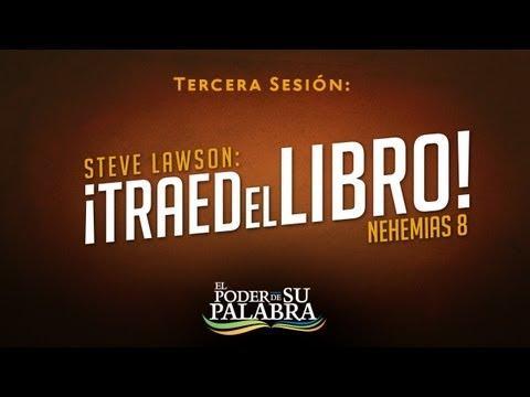 """""""Traed el Libro I"""" - Steven Lawson"""