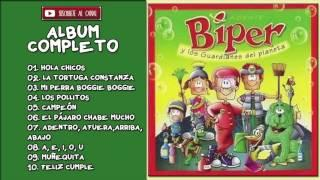 Disco Completo - Biper y sus Amigos - Biper y los Guardianes del Planeta