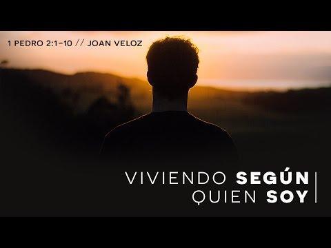 Joan Veloz - Viviendo Según Quien Soy