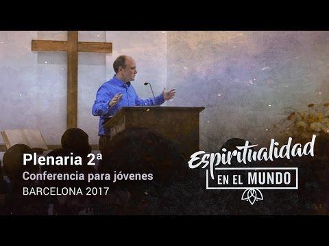 Israel Sanz - Plenaria 2ª. Espiritualidad en el Mundo