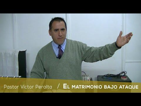 Víctor Peralta - El matrimonio bajo ataque