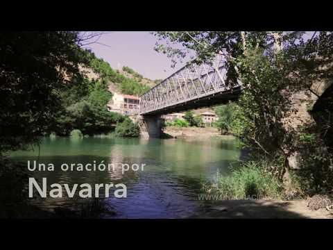 Una oración por Navarra  - Video