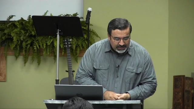 Ramon Covarrubias - Un Testimonio De Confianza En Dios Pt 3-1