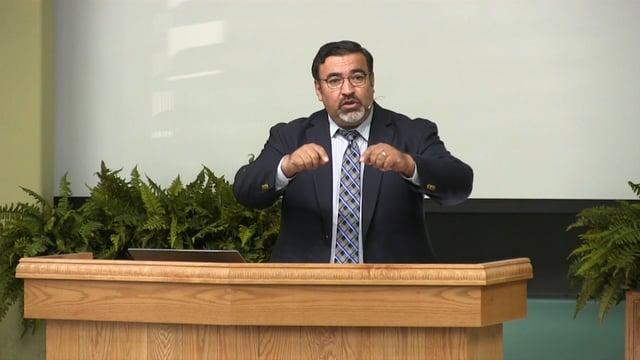 Ramon Covarrubias - De Muerte A Vida En Cristo Jesus Pt 3