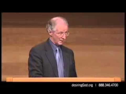 John Piper - Perseverance Is The Sign Of Being Born Again
