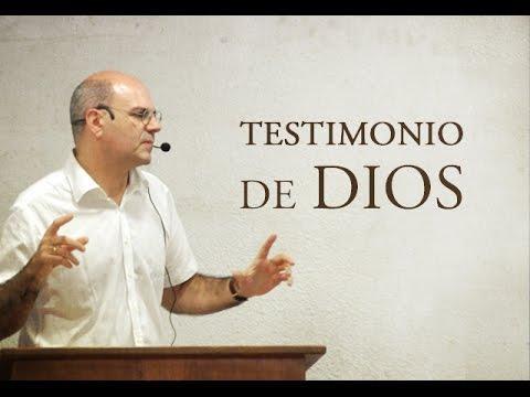 """José de Segovia -""""El Testimonio de Dios"""""""