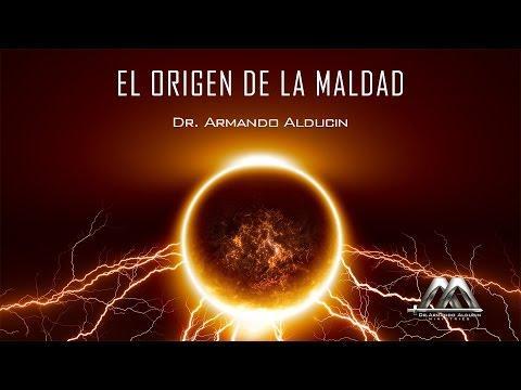 Armando Alducin - El origen de la maldad