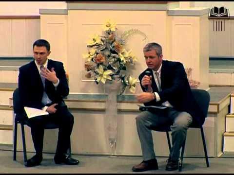 Семейная конференция: Семья, в центре которой Христос - Paul Washer