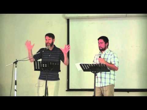 El Evangelio Y La Vida Del Pastor 06 Jamey Tucker