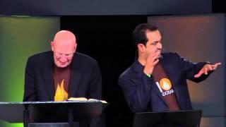 El Dios Que Se Entrega a Sí Mismo - Por Su Causa '12: 06