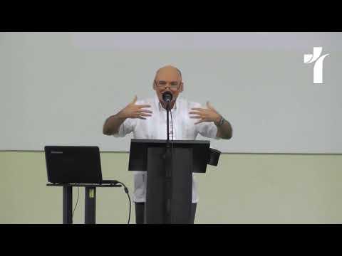 Pastor Sergio Ruiz - Paz y Alegría Al Final De Un Mal Día