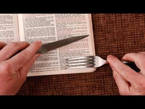 Predica - Comer en Verdad la Carne de Jesús - Charles Spurgeon