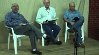 Pastores Sugel Michelen, Guillermo Green y Sergio Ruiz - Primera sesion de preguntas y respuestas