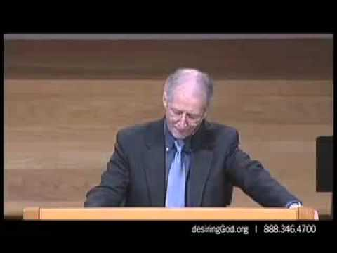 John Piper - The New Birth Is Not In Human Control