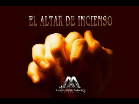 Armando Alducin - EL ALTAR DE INCIENSO