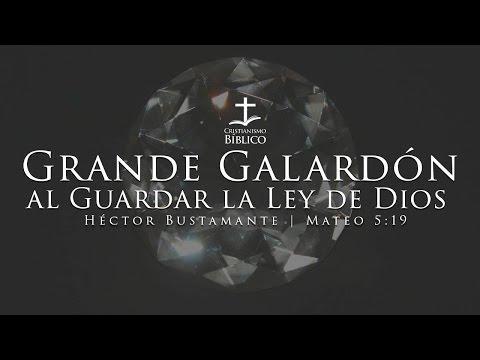 Hector Bustamante - Grande Galardón Al Guardar La Ley De Dios