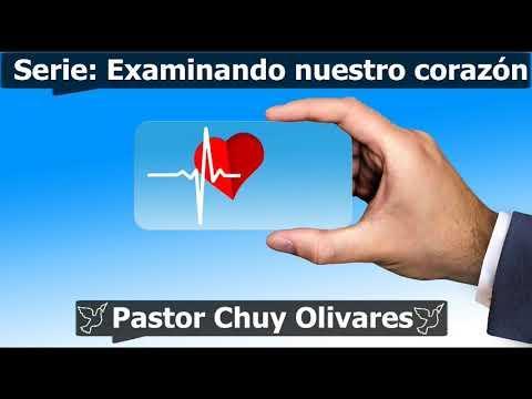 El corazón de Dios - Estudio Bíblico - Chuy Olivares
