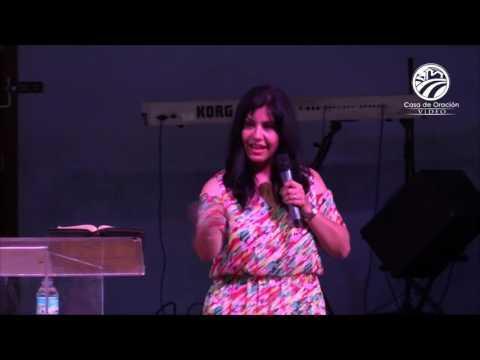 La voz de Dios llamándote - Cristina García