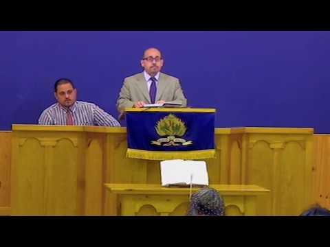 La necesidad de la iglesia de orar por sus ministros - Ulises Vallín