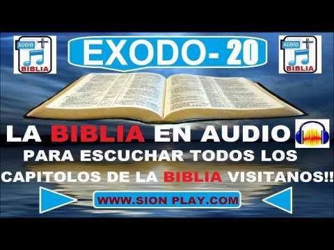 La Biblia Audio (Exodo 20)