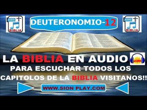 La Biblia Audio (Deuteronomio 12)