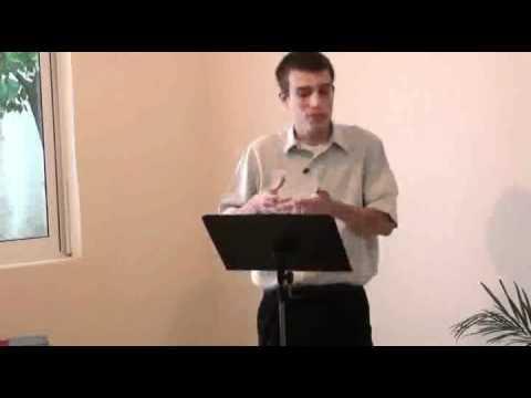 Josef Urban - Seguridad Que Permanecemos En El - 1 Juan 4:13-15