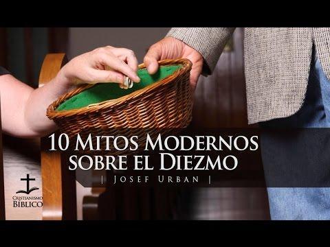 Josef Urban - 10 Mitos Modernos Sobre El Diezmo
