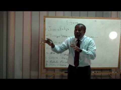 Pastor Rolando Díaz - 08-23-2012