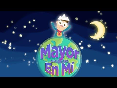 Mayor Es El Que Está En Mi  - Canciones Infantiles - Vaquero Vázquez