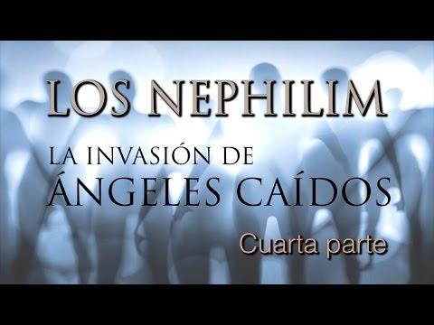 ARMANDO ALDUCIN  - Los Nephilim (La invasión de ángeles caídos - 4)
