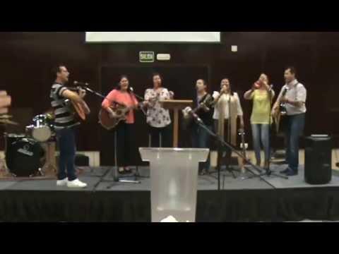 Te Doy Gloria A Ti Jesús - Retiro Iglesia Betania En Punta Unbria (03 04 2015)